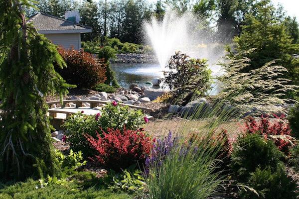Botanical Garden at Greenland Garden Centre